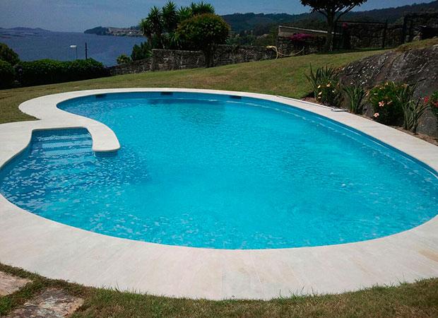 Contractpool proyecto piscina chancelas pontevedra - Piscinas en pontevedra ...