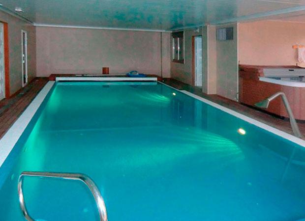 Proyecto de piscina en Luintra