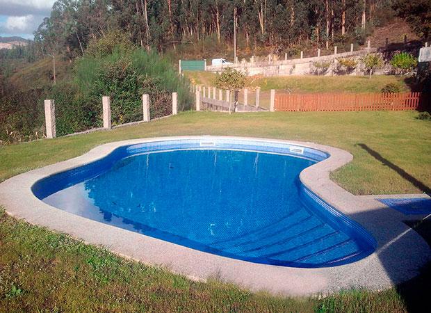 Proyecto de piscina en Pontevedra ContractPool construccion mantenimiento reforma de piscinas spas y pistas deportivas