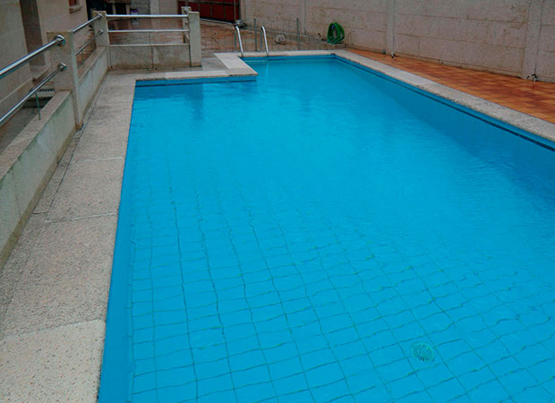 Proyecto de piscina en San Vicente do Mar Pontevedra ContractPool construccion mantenimiento reforma de piscinas spas y pistas deportivas