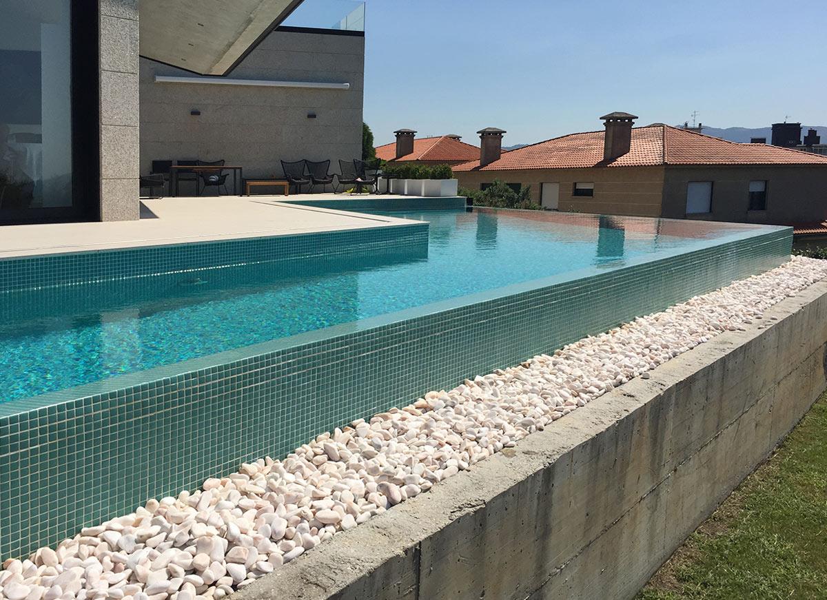 proyecto piscina en a caeira