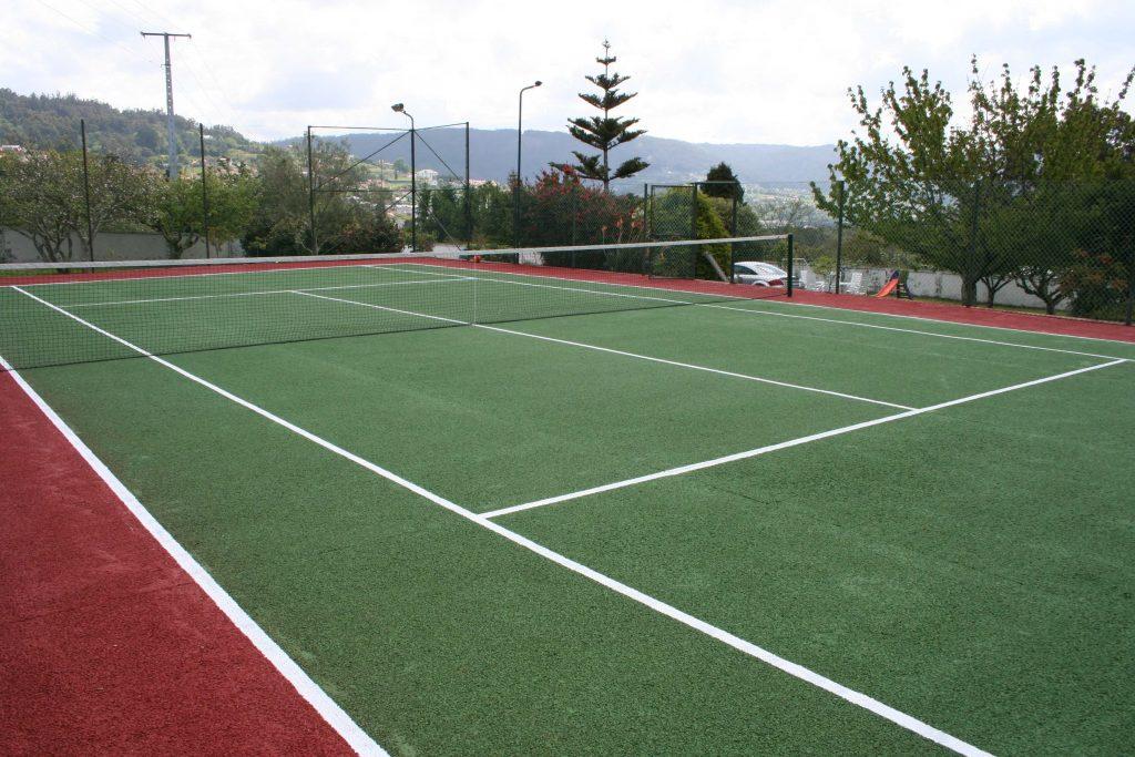 pista de tenis realizada por contractpool