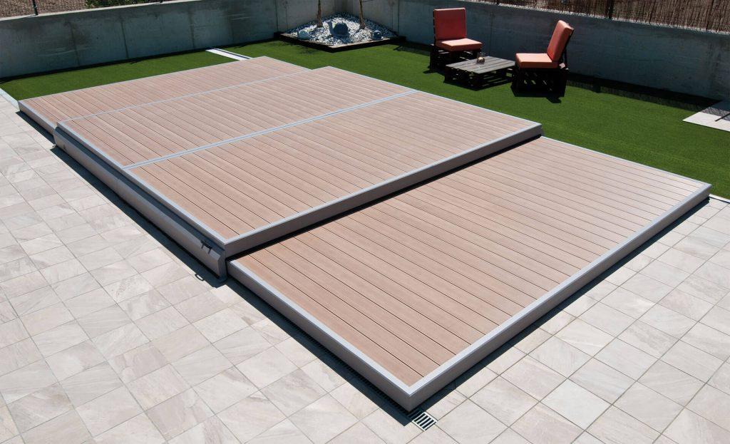 cubierta deckwell